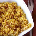 Quinoa curcuma e zenzero