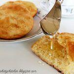 Scones al miele