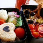 Bento Week: Bento con onigiri a cuore