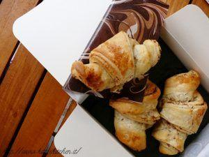 Buttermilk croissant alla cannella