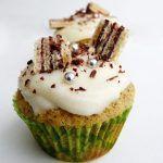 Waffer cupcake