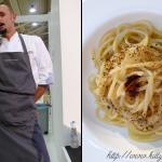 Crippa e la cacio e pepe, Noda e i Dorayaki @culinaria