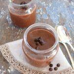 Butterscotch and chocolate pudding
