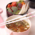 Noodle soup bento