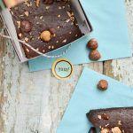 Brownie di grano saraceno e cioccolato fondente