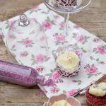 Red velvet cupcake alle rape rosse
