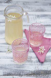 Bevanda al kefir e gelsomino