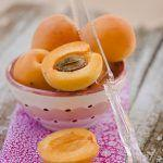 Insalata con basmati, albicocche e pistacchio