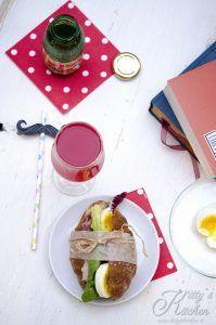 Bacon & Egg Croissant Sandwich