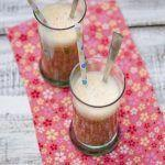 Smoothie all'arancia e semi di chia