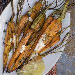 Le carote secondo Ottolenghi