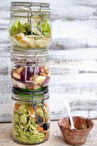 3 insalate detox di frutta e verdura