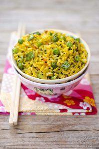 Riso Fritto Thai con Verdure