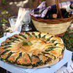 Torta Pasqualina a Fiore
