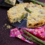 Sbriciolata Asparagi e Gorgonzola