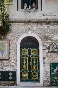 Taormina, la Capinera e la granita