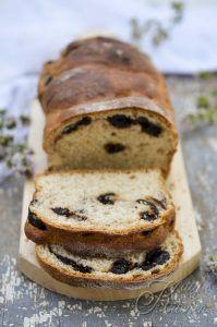 Pane di Solina alle olive