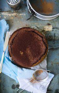 Chocolat noisette tarte