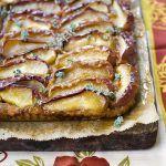 Apple Almond Slice