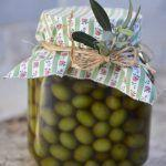 Olive in salamoia con soda caustica