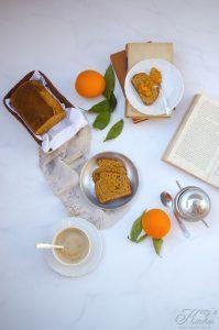 Brioche all'arancia senza impasto