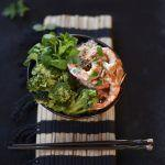 Shrimps Buddha Bowl