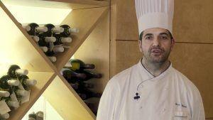 """Maccheronicini al pesto di agrumi per """"Fornelli da Chef"""""""