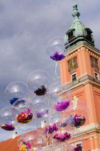 Varsavia, i suoi mercati e Atelier Amaro