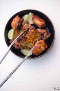 Pollo Cajun al lime