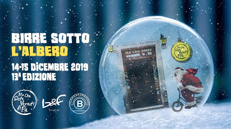 Birre Sotto L'Albero 2019